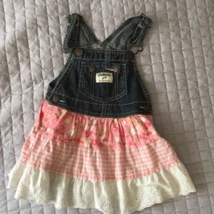 Other - 3t overalls skirt